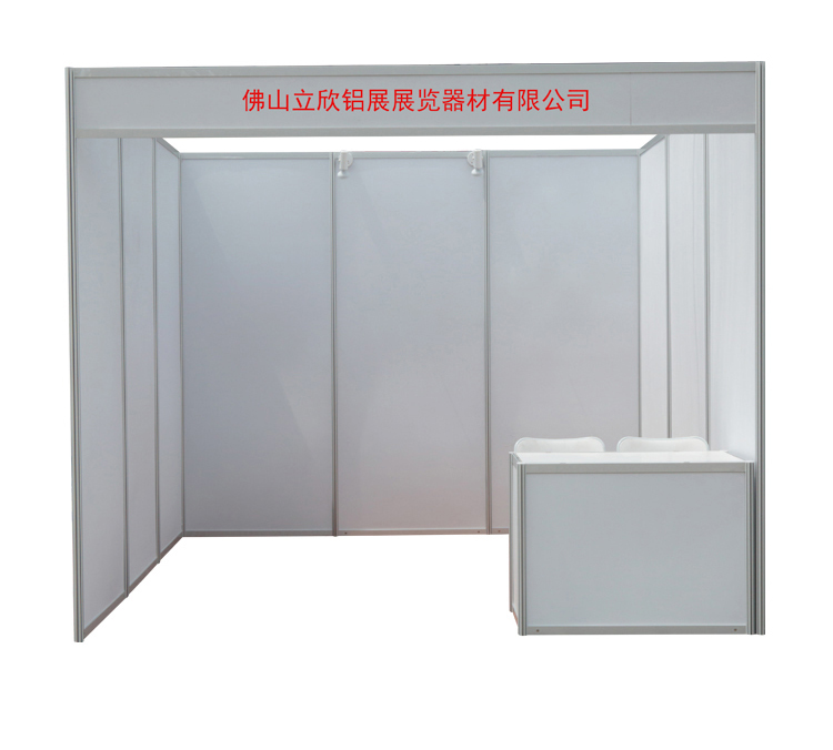 Fascia Board Exhibition Booth : 八棱柱标摊